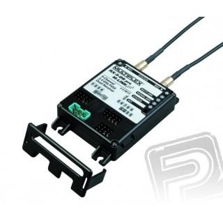 55813: RX-9-DR pro M-LINK 2,4GHz Vevő