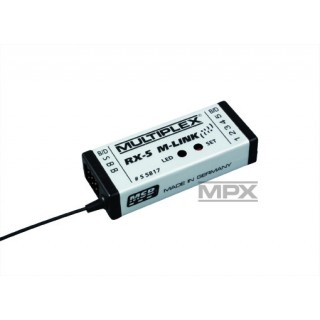 55817: RX-5 M-LINK, 2.4GHz Vevő