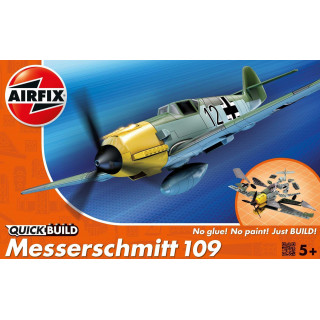 Quick Build repülőgép J6001 - Messerschmitt 109