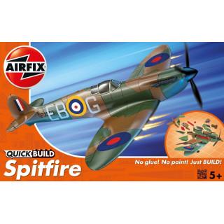Quick Build repülőgép J6000 - Supermarine Spitfire