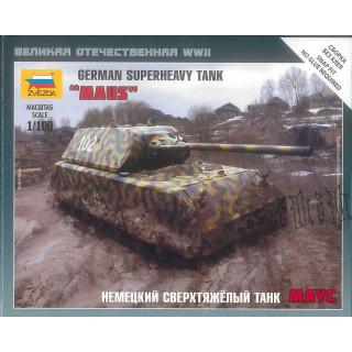 "Wargames (WWII) tank 6213 - German Superheavy Tank ""Maus"" (1:100)"