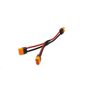 Spektrum Y-kabel IC3 s bateriovým konektorem 15cm 13AWG