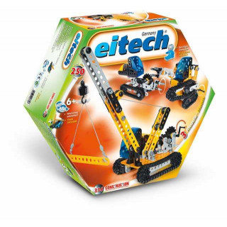 EITECH Beginner Set - C334 3Models Crawler type vehicles
