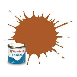Humbrol barva email AA0103 - No 9 Tan - Gloss - 14ml