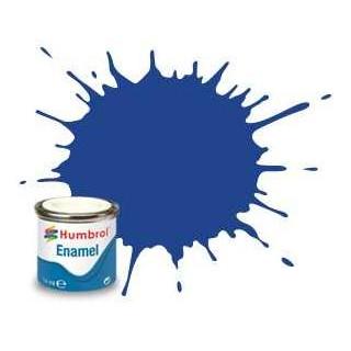 Humbrol barva email AA0271 - No 25 Blue - Matt - 14ml