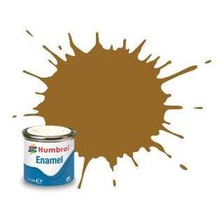 Humbrol barva email AA0285 - No 26 Khaki - Matt - 14ml