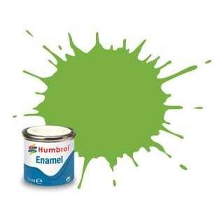 Humbrol barva email AA0415 - No 38 Lime - Gloss - 14ml