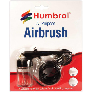 Humbrol All Purpose Airbrush AG5107 - sada pro airbrush blister