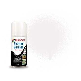 Humbrol sprej email lak AD6998 - No 49 Varnish Matt 150ml