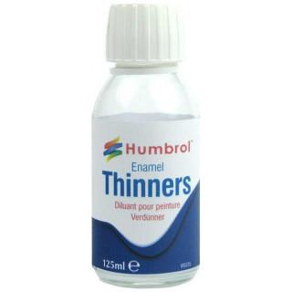 Humbrol Enamel Thinners AC7430 - ředidlo 125ml