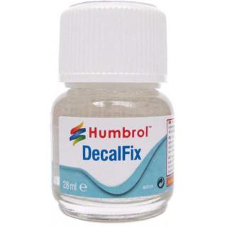 Humbrol Decalfix AC6134 - změkčovač obtisků 28ml láhev