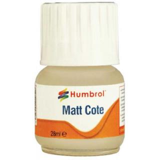 Humbrol Modelcote Mattcote AC5601 - matný lak 28ml láhev