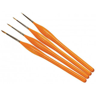 Humbrol Detail Brush pack AG4301 - sada štětců (velikost 00/0/1/2)