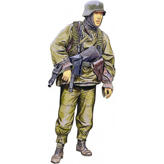Model Kit figurky 1623 - SCHÜTZ KAMPFGRUPPE (HANSEN 1944) (1:16)
