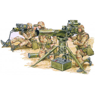 Model Kit figurky 3012 - U.S. MARINE TANK KILLERS (1:35)