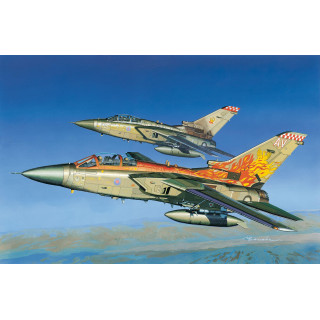 "Model Kit letadlo 4582 - TORNADO F-3 56 (RESERVE) SQUADRON ""THE FIREBIRDS"" (1:144)"
