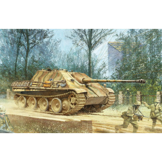 Model Kit tank 6393 - JAGDPANTHER LATE PRODUCTION (SMART KIT) (1:35)