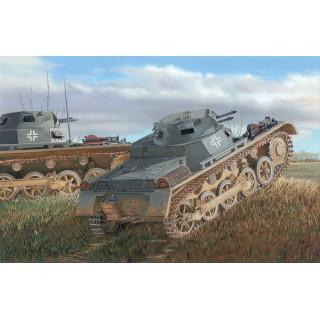 Model Kit tank 6451 - Pz.Kpfw.I Ausf.A 4.Serie/La.S. (1:35)