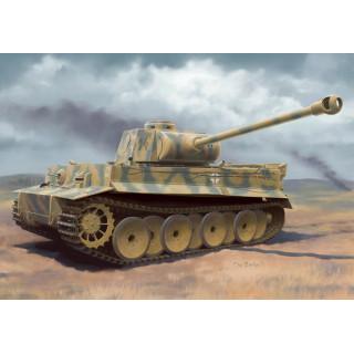 Model Kit tank 6683 - TIGER I AUSF.H2 (1:35)