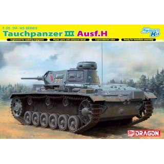 Model Kit military 6775 - Pz.Kpfw.III (T) Ausf.H (1:35)