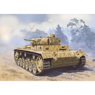 Model Kit tank 6792 - PZ. BEOB. WG.III (SMART KIT) (1:35)