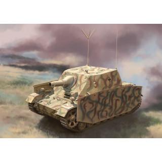 Model Kit military 6819 - Sturmpanzer Ausf. I als Befehlspanzer (Umbau Fahrgestell Pz.Kpfw.IV Ausf.G) (1:35)