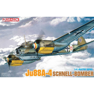 Model Kit letadlo 5528 - Ju88A-4 SCHNELL-BOMBER (1:48)