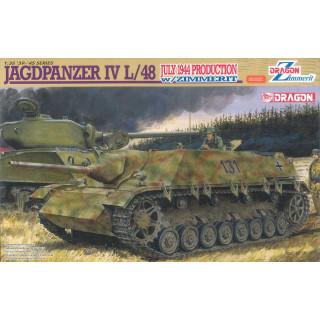 Model Kit military 6369 - JAGDPANZER IV L/48  (1:35)