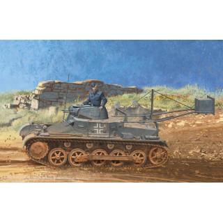 Model Kit military 6480 - Pz. Kpfw. I AUSF.B LADUNGSLEGER (1:35)