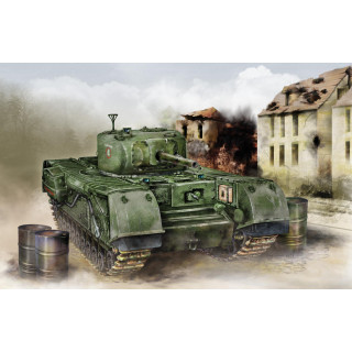 Model Kit tank 7507 - Churchill Mk. IV NA 75 (1:72)