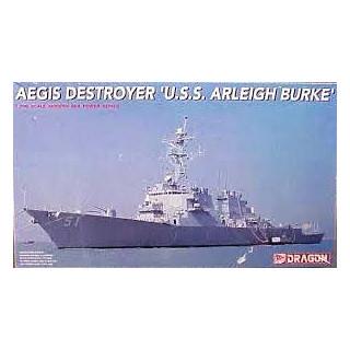 """Model Kit loď 7029 - AEGIS DESTROYES """"U.S.S. ARLEIGH BURKE"""" (1:700)"""
