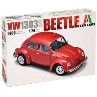 Model Kit auto 3708 - VW1303S Beetle (1:24)