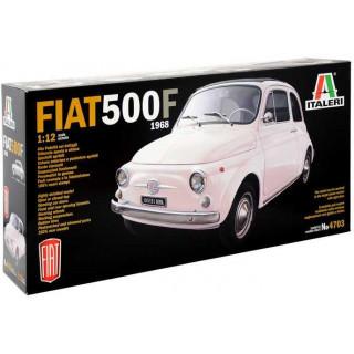 Model Kit auto 4703 - FIAT 500 F 1968 (1:12)