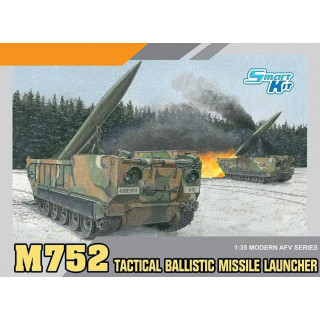 Model Kit military 3576 - M752 TACTICAL BALLISTIC MISSILE LAUNCHER (1:35)