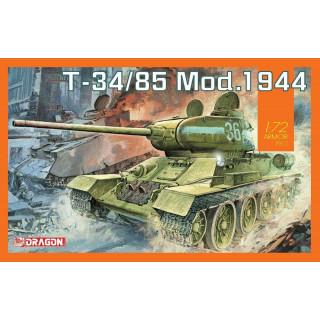 Model Kit tank 7556 - T-34/85 Mod.1944 (1:72)