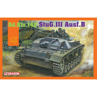 Model Kit tank 7559 - Sd.Kfz.142 StuG.III Ausf.B (1:72)