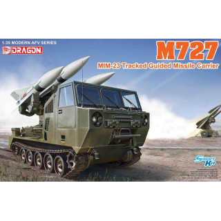 Model Kit military 3583 - M727 MIM-23 Tracked Guided Missile Carrier (1:35)