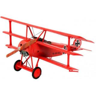 Plastic ModelKit repülőgép 04116 - 'Fokker DR. 1 Triplane (1:72)