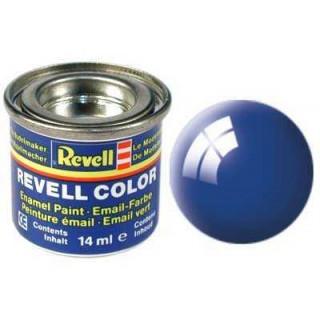 Barva Revell emailová - 32152: lesklá modrá (blue gloss)