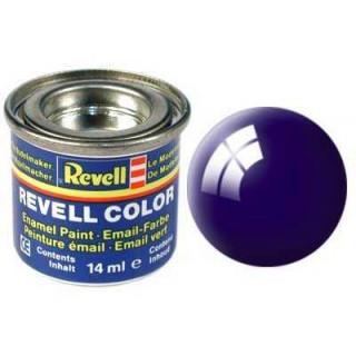 Barva Revell emailová - 32154: lesklá noční modrá (night blue gloss)