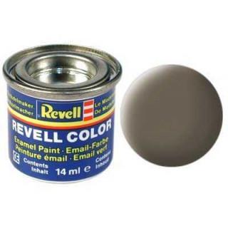 Barva Revell emailová - 32186: matná olivově hnědá (olive brown mat)