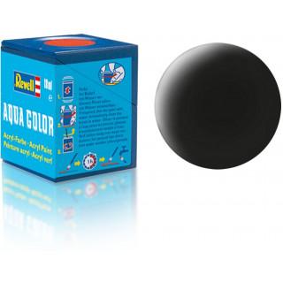 Barva Revell akrylová - 36108: matná černá (black mat)