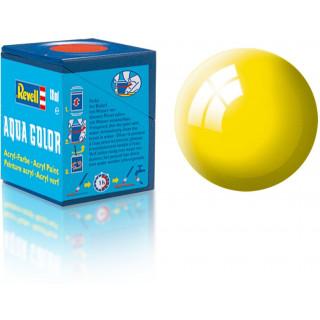 Barva Revell akrylová - 36112: leská žlutá (yellow gloss)