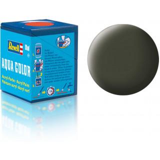Barva Revell akrylová - 36142: matná olivově žlutá (olive yellow mat)