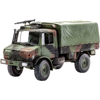 Plastic ModelKit military 03082 - Unimog (Lkw 2t tmilgl) (1:35)