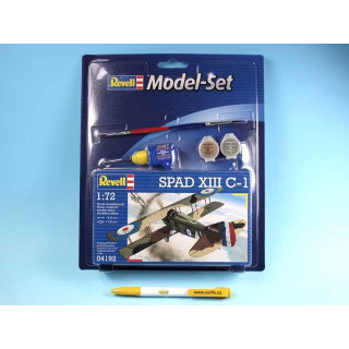ModelSet letadlo 64192 - Spad XIII C-1 (1:72)