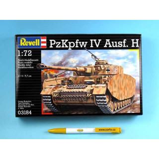Plastic ModelKit tank 03184 - PzKpfw. IV Ausf.H (1:72)