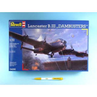 "Plastic ModelKit letadlo 04295 - Avro Lancaster ""DAMBUSTERS""  (1:72)"