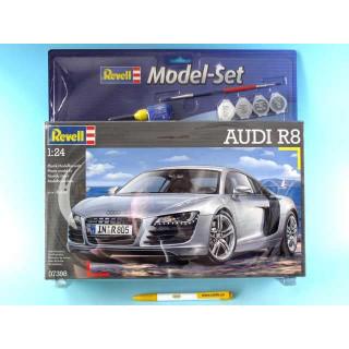 ModelSet auto 67398 - Audi R8  (1:24)