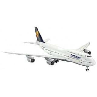 Plastic ModelKit letadlo 04275 - Boeing 747-8 Lufthansa (1:144)